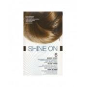Bionike Shine On Trattamento Colorante Capelli Biondo Scuro 6