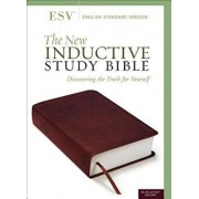 The New Inductive Study Bible (Esv, Burgundy)/Precept Ministries International
