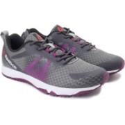 REEBOK BLAZE RUN Running Shoes For Women(Grey, Purple)