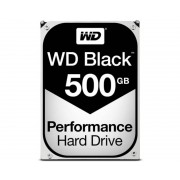 WD Western Digital Black disco duro interno Unidad de disco duro 500 GB Serial ATA III