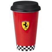 Panini Tazza da viaggio Travel Mug Scuderia Ferrari