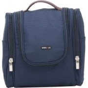 Bags R Us ALL IN ONE Travel Toiletry Kit(Blue)
