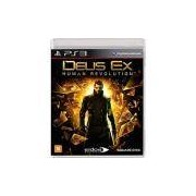 Game Deus Ex: Human Revolution - PS3
