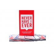 Never Have I Ever - The Game Of Poor Life Decisions Card Game