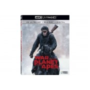 Blu-Ray War for the Planet of the Apes 4K (2017) 4K Blu-ray