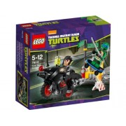 Lego Karai Bike Escape Ninja Turtles, Multi Color