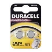 Duracell AG10, LR54, Knopfzelle Alkali Mangan