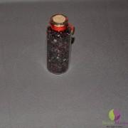 Sticluta cristale naturale granat