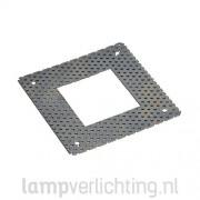 Stucframe voor Inbouwlamp 8x8 cm