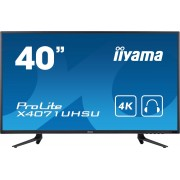 Iiyama ProLite X4071UHSU-B1 - 4K Monitor