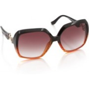 Moschino Over-sized Sunglasses(Pink)