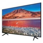 Телевизор Samsung 43TU7072 4K UHD, 43 инча 3840 x 2160, SMART, Crystal Processor 4K, 2000 PQI, HDR 10+, Mega Contrast, WiFi, Bluetooth, UE43TU7072UXXH
