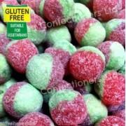 Barnetts Mitre Sour Apples Hard Boiled Gluten Free Sweets