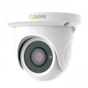 Водоустoйчива куполна IP камера Q-See, Мрежова, 2.0MP, 1/2.8 CMOS, 3.6мм, IR-20m, Бяла, QTN8016D