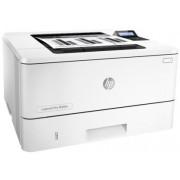 Imprimanta laser alb/negru HP LaserJet Pro M402n, A4, 38 ppm, ePrint, AirPrint + Antivirus BitDefender Plus 2018, 1 PC, 1 an, Licenta noua, Scratch Card