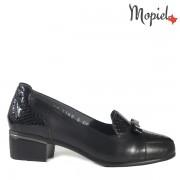 Pantofi dama din piele naturala 241401/118948/Negru/Natalia