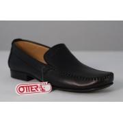 Pantof elegant barbat OTTER cod 0390 negru