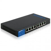 Switch Linksys LGS308 8 porturi Gigabit