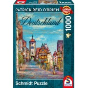 999 Games Duitsland Rothenburg ob der Tauber (Patrick Reid O'Brien) - Puzzel (1000)