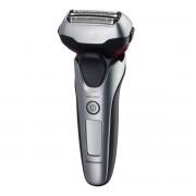 Aparat de barbierit Panasonic ES-LT2N-S803 Wet & Dry, 3 lame, Cap Multi-Flex 3D, Trimmer, Li-Ion, Aut 45 min, Suport de incarcare, Argintiu/Negru