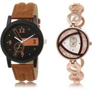 The Shopoholic Black Brown Silver Combo Latest Collection Fancy And Attractive Black And Brown And Silver Dial Analog Watch For Boys And Girls Watches Formal