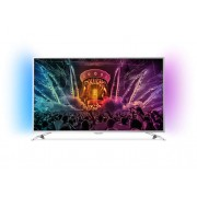 "Телевизор Philips 43"" UHD TV, DVB-T2/C/S, Android TV, Ambilight 2, Pixel Precise UHD, 1800 PPI, 20W, Silver"