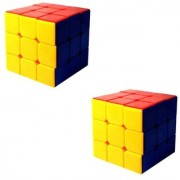 Puzzle Cube Fast Move Pack of 2