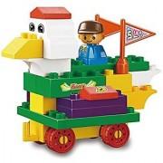 Sluban M38-B6008 Amusement Park Educational Toy Multi Colour