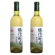 勝沼町産甲州種使用ワイン(白) 720ml×2本