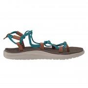 Teva Voya Infinity L UK 5, modrá Dámské sandále Teva