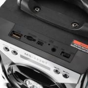 Equipo De Audio, MS - 222BT Altavoz Bluetooth Con-Negro