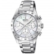 Reloj F20397/1 Plateado Festina Mujer Boyfriend Collection Festina