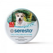 Bayer spa (div.sanita'animale) Seresto Cani 1.25+0.56 Gr 1-8kg