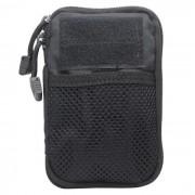 protectora tactica CS bolsa de almacenamiento de equipos accesorios de nylon - negro