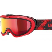 Uvex Comanche TO - red mat / red mirror S1+S3