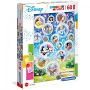 Puzzle Maxi Personaje Disney Clementoni 60 piese