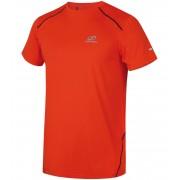HANNAH PACABA Pánské funkční triko 10002845HHX01 orangeade (navy) XL