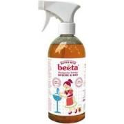 Spray ecologic Baie & WC cu sfecla rosie