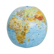 Interkart Diercke-Globus, aufblasbar