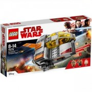 Конструктор ЛЕГО СТАР УОРС - Транспортна Капсула на Съпротивата, LEGO Star Wars, 75176