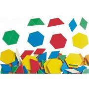 Forme geometrice diverse Miniland 250 buc