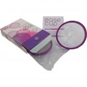 EaseCup menstruatiedisk – platte menstruatiecups – zorgeloze menstruatie (Aantal: 1 x EaseCup 2 pack (2 stuks))
