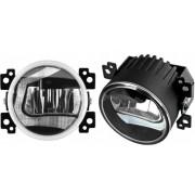 Proiector ceata LED DRL D10 compatibil Logan si alte masini ManiaCars