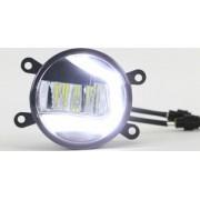 Set 2 proiectoare cu 2 functii lumini de zi si proiector ceata tip LEDriving FOG