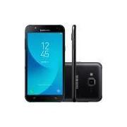 Smartphone Samsung Galaxy J7 Neo Dual Chip Android 7.0 Tela 5.5 Polegadas 16GB 4G Câmera 13MP