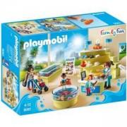 Комплект Плеймобил 9061 - Магазин с аквариум, Playmobil, 2900250
