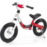 """Bicicleta Kettler Run Air Boy, fara pedale, Roti 12.5"""" (Alb/Rosu)"""