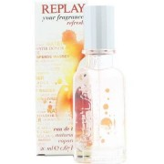 Replay for her your fragrance! refresh 20ml spray