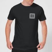 Native Shore Men's Lax Free Surf T-Shirt - Black - XXL - Black