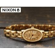Nixon Scarlet Női A165502 arany rozsdamentes acél kvarcóra